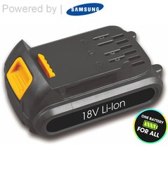 Аккумулятор Fieldmann® Universal Accu System FDUZ 50020 powered by Samsung, Li-Ion 18V/2000 mAh