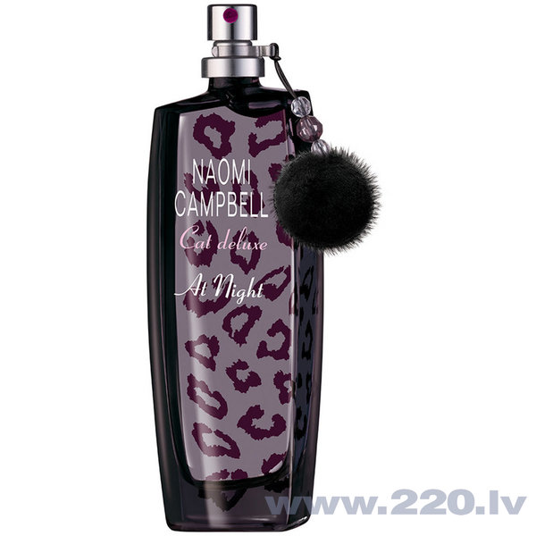 Туалетная вода Naomi Campbell Cat Deluxe at Night edt 15 мл