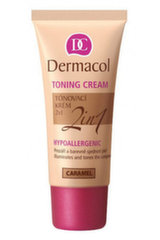 Tonālais krēms Dermacol Toning Cream 2in1 30 ml