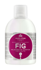 Šampūns Kallos Kjmn Fig Booster Shampoo 1000 ml