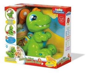 Latviski runājošs dinozaurs Clementoni LT/LV cena un informācija | Rotaļlietas zīdaiņiem | 220.lv