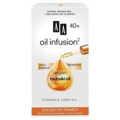 Barojoša sejas eļļa AA Oil Infusion Argan Tsubaki Oil +40 15 ml