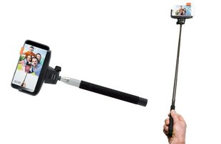 Denver SBT-10 Melns cena un informācija | Selfie Sticks | 220.lv