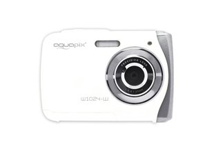 Easypix AquaPix W1024-W Splash, Balta