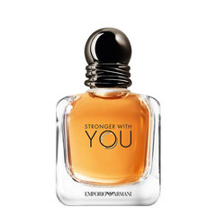 Tualetes ūdens Giorgio Armani Stronger With You edt 50 ml cena un informācija | Tualetes ūdens Giorgio Armani Stronger With You edt 50 ml | 220.lv