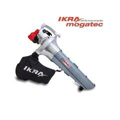 Benzīna lapu pūtējs/savācējs 0,75 kW Ikra Mogatec IBLS 31 cena un informācija | Benzīna lapu pūtējs/savācējs 0,75 kW Ikra Mogatec IBLS 31 | 220.lv