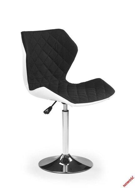 Офисные кресла Matrix 2, черный/белый, 2 шт.