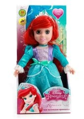 Lelle Princess Ariel, 30 cm © Disney Princess, runā un dzied, RU