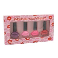 Nagu lakas komplekts 2K Nails With A Kiss 6 ml