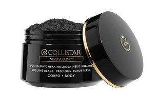 Скраб для тела Collistar Sublime Black Precious 450 г