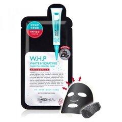 Mitrinošā, ādu balinošā, melnā sejas maska Mediheal W.H.P 25 ml cena un informācija | Sejas maskas, acu maskas | 220.lv