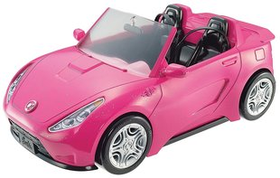 Barbie kabriolets Pink Barbie