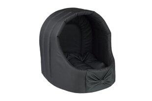 Amiplay кроватка - будка Basic, S, черный