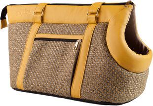 Amiplay transportēšanas soma Morgan, L, dzeltena