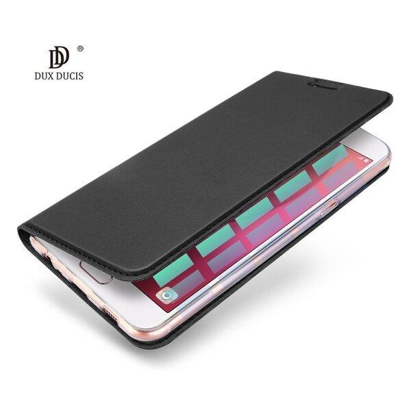 Dux Ducis Premium Magnet maciņš priekš Huawei Y3 (2017) Pelēks lētāk