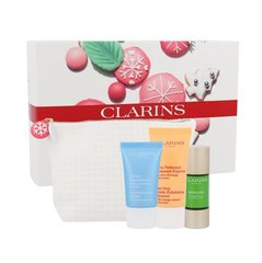 Kosmētikas komplekts Clarins Party Season Booster Kit