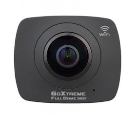GoXtreme Full Dome 360° 20134, melna