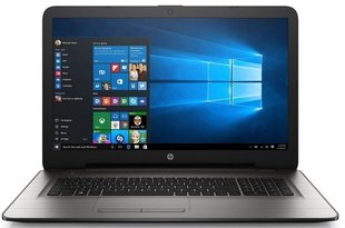 HP 17-X061K1 Win10 Home