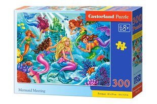 Пазл Puzzle Castorland Mermaid Meeting, 300 дет.