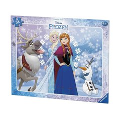 Пазл Ravensburger, Frozen, 61419, 40 дет. цена и информация | Пазлы, 3D пазлы | 220.lv