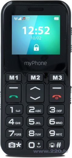 MyPhone HALO Mini 2 black