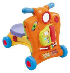 Playgo rotaļu motocikls 2 in 1 INFANT&TODDLER, 2446