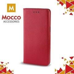 Mocco Smart Magnet maciņš priekš Huawei P8 Lite sarkans