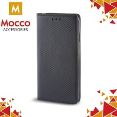 Mocco Smart Magnet maciņš priekš Apple iPhone X / iPhone 10 Melns