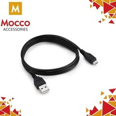 Mocco Universal 2.0 Micro Data Cable 1m Black