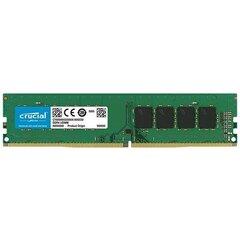 Crucial 8GB DDR4-2666 UDIMM cena un informācija | Crucial 8GB DDR4-2666 UDIMM | 220.lv