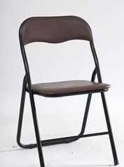 Комплект из 6 стульев Tipo, коричневый