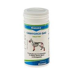 Canina tabletes Canhydrox GAG N60, 100 g cena un informācija | Vitamīni, uztura bagātinātāji, pretparazītu līdzekļi suņiem | 220.lv