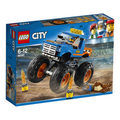 60180 LEGO® City Great Vehicles Monster Truck Monstrmašīna