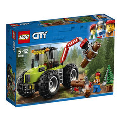 6018 LEGO® City Great Vehicles Forest Tractor Mežsaimniecības traktors