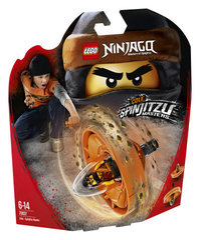 70637 LEGO® NINJAGO® Cole – Spinjitzu Master