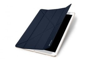 Dux Ducis Premium Magnet Case For Tablet Apple iPad 2 / 3 / 4 Blue