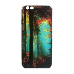Mocco Trendy Forest чехол для Apple iPhone 5 / 5S / SE