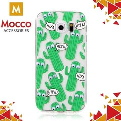 Mocco Cartoon Eyes Cactus Back Case Silicone Case With Eyes for Samsung J510 Galaxy J5 (2016)