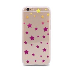 Mocco Trendy Stars Silicone Back Case for Apple iPhone 7 / 8