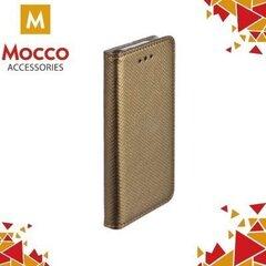 Mocco Smart Magnet Book Case For Xiaomi Note 4 / 4X Redmi Dark Gold