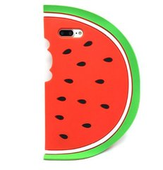 Mocco 3D Silikone Back Case For Mobile Phone Water-Melon Apple iPhone 6 / 6S Plus