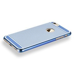 X-Fitted Plastic Case for Apple iPhone 6 / 6S Blue / Zebra цена и информация | Чехлы для телефонов | 220.lv