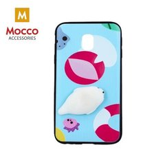 Mocco 4D Silikone Back Case For Mobile Phone With Seal For Huawei P8 Lite / P9 Lite (2017)