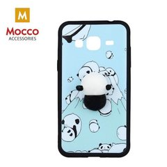 Mocco 4D Silikone Back Case For Mobile Phone With Huawei P8 / P9 Lite