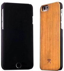 Aizmugurējais apvalks Woodcessories Cherry eco018 priekš Apple iPhone 6, Apple iPhone 6s