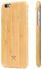 Aizmugurējais apvalks Woodcessories Cevlar Bamboo Eco140 priekš Apple iPhone 7, Apple iPhone 8
