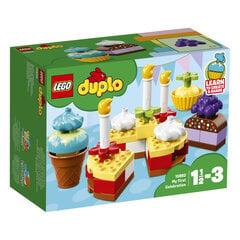 10862 LEGO® DUPLO Mani pirmie svētki