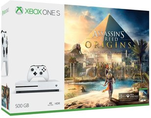 Microsoft Xbox ONE S 500GB + Assasin's Creed: Origins