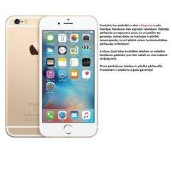 Apple iPhone 6s 64GB, Zeltains (Atjaunots) A-klase