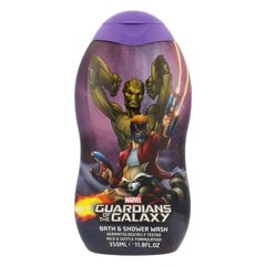 Dušas želaja Marvel Guardians of the Galaxy 350 ml